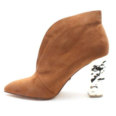 UNA HEALY CHOICES BOOT - TAN