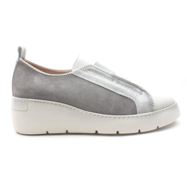 a44d38d8f75fb HISPANITAS CHV98740 SLIP ON - GREY | ShoeShop.ie | Cordners Shoes ...
