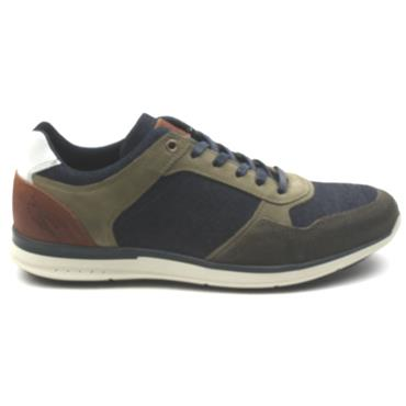 LLOYD AND PRYCE CIPRIANI SHOE - OLIVE