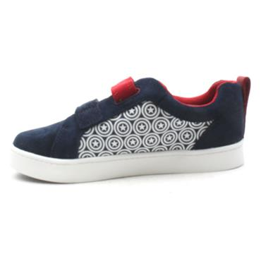 CLARKS CITY HERO LO MARVEL - BLUE G