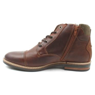LLOYD AND PRYCE CLARKSON BOOT - BROWN