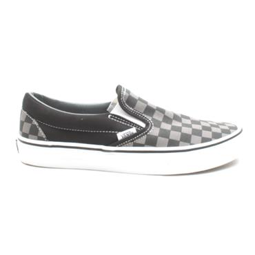 VANS CLASSIC SLIP ON UNISEX - BLACK PEWTER