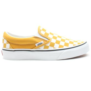 VANS CLASSIC UNISEX SLIP ON - YELLOW