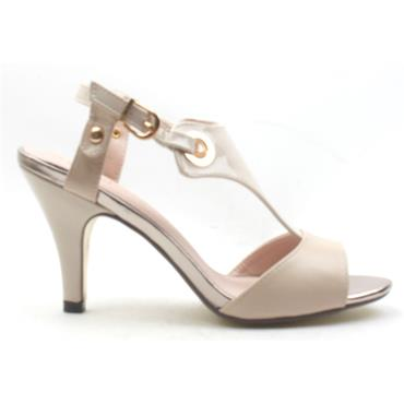 KATE APPLEBY CLUN STRAPPY SANDAL - NUDE