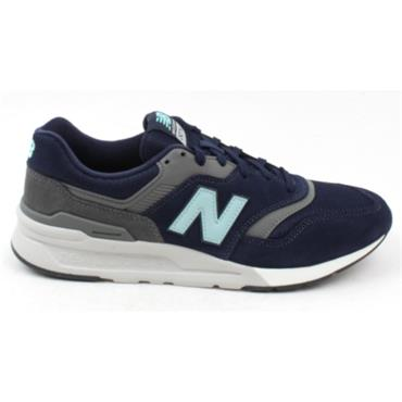 NEW BALANCE CM997HFT RUNNER - NAVY MULTI