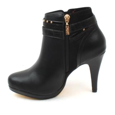 KATE APPLEBY COLDBACKIE BOOT - Black