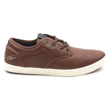 LLOYD&PRYCE COLLIER LACED SHOE - CAMEL