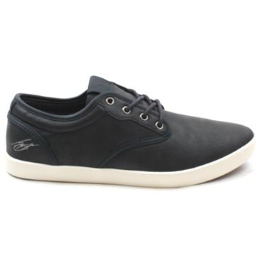 LLOYD&PRYCE COLLIER LACED SHOE - NAVY