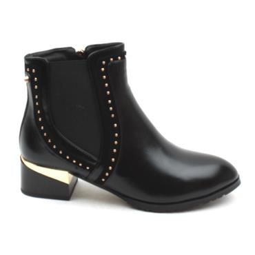 KATE APPLEBY CONTIN BOOT - Black