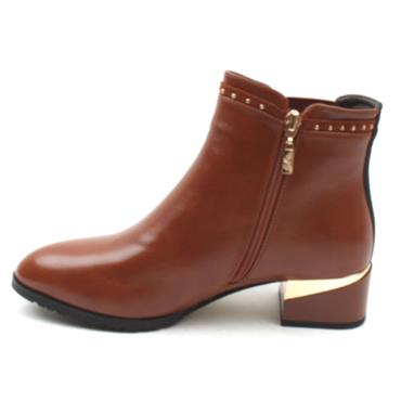 KATE APPLEBY CONTIN BOOT - TAN