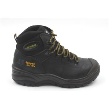 GRI SPORT SAFETY CONTRACTOR  BOOT - Black
