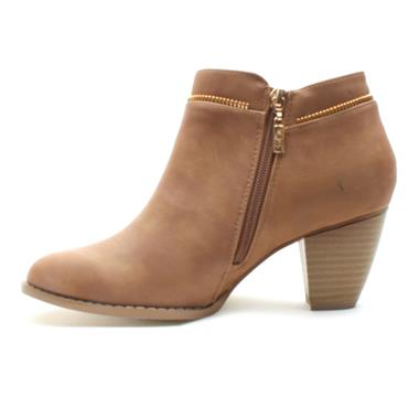 KATE APPLEBY CONWY ANKLE BOOT - FUDGE