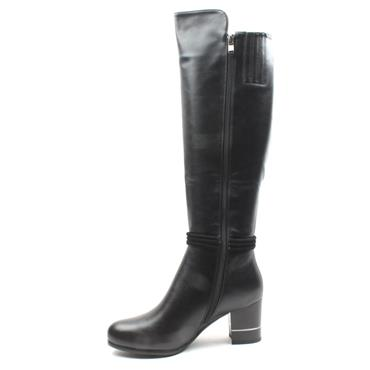 SUSST COREY9 KNEE HIGH BOOT - Black