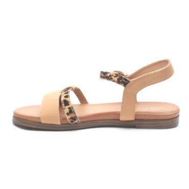 UNA HEALY CRAZY FOOL SANDAL - TAN