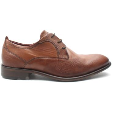 POPE CROMWELL LACED SHOE - TAN