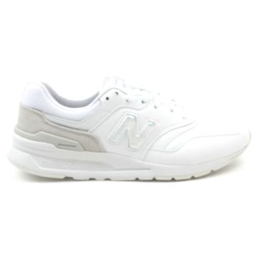 NEW BALANCE CW997HBO RUNNER - WHITE SILVER