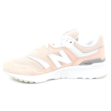 NEW BALANCE CW997HCK LACED RUNNER - ROSE