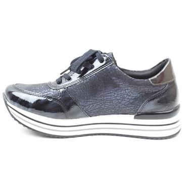 REMONTE D1300 CASUAL SHOE - NAVY
