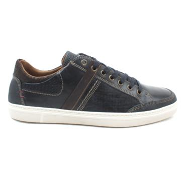 LLOYD AND PRYCE DALY SHOE - NAVY