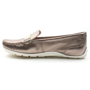 CLARKS DAMEO VINE SHOE - GOLD D