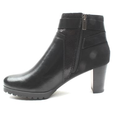 SUSST DARBY 9 ANKLE BOOT - Black