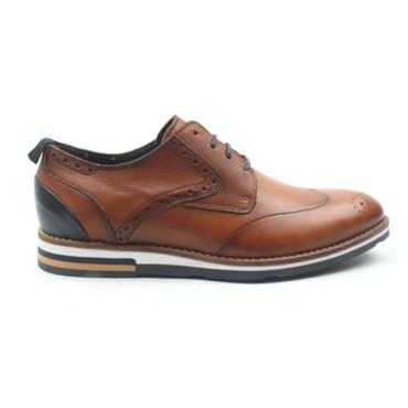 POPE DARFIELD LACED SHOE - TAN