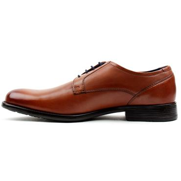 DUBARRY DARREL LACED SHOE - TAN