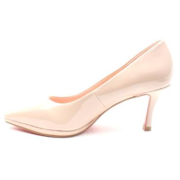 KATE APPLEBY DAWLEY SHOE - NUDE PATENT