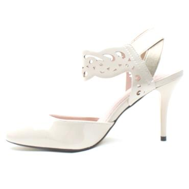 KATE APPLEBY DAWLISH SHOE - NUDE PATENT