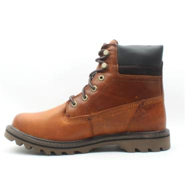 CATS MENS BOOTS DEPLETEWP - BROWN