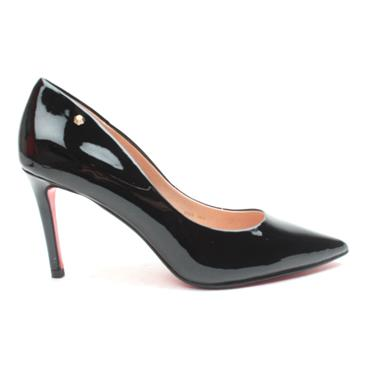 KATE APPLEBY DISS SHOE - BLACK PATENT