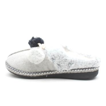 GOODYEAR DLH798DAHLIA SLIPPER - GREY