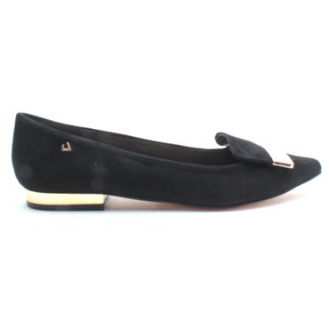 UNA HEALY DNA POINTED SHOE - Black