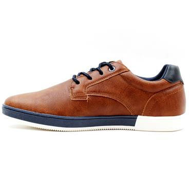 LLOYD AND PRYCE DONELLY SHOE - CAMEL