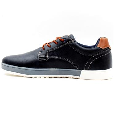 LLOYD AND PRYCE DONELLY SHOE - NAVY
