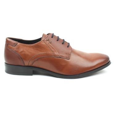 DUBARRY DRAGO LACED SHOE - TAN