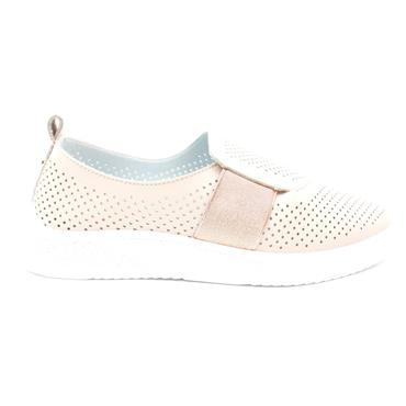 DRILLEYS SIEVE SHOE - BLUSH