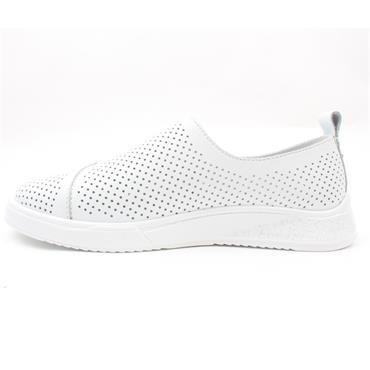 DRILLEYS SIEVE SHOE - WHITE