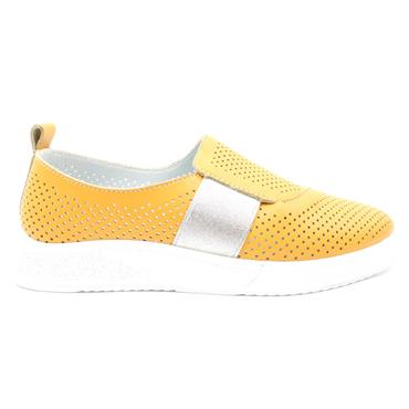 DRILLEYS SIEVE SHOE - YELLOW