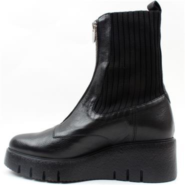 WONDERS E6230 BOOT - Black