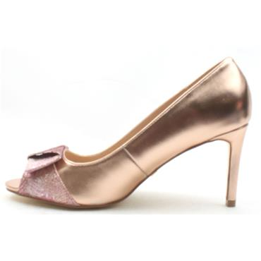GLAMOUR EBONIE SHOE - ROSE