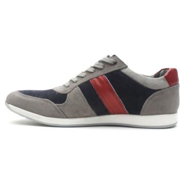 BASE MENS LACED ECLIPSE - GREY/NAVY