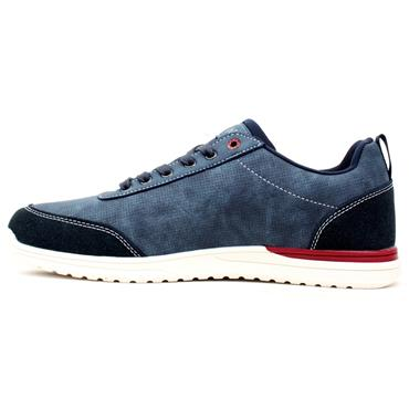 LLOYD AND PRYCE EIGHT LACED SHOE - NAVY