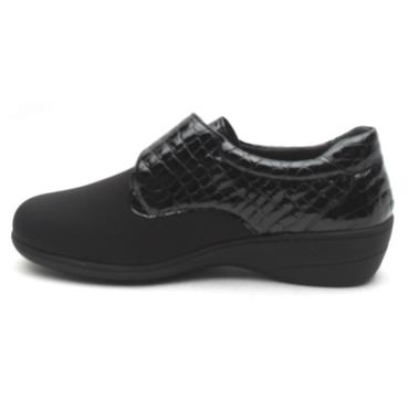 SOFTMODE EE FIT ELEANOR  SHOE - Black