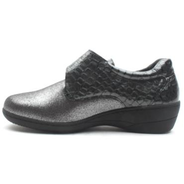 SOFTMODE EE FIT ELEANOR  SHOE - GREY