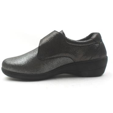 SOFTMODE EE FIT ELEANOR  SHOE - PEWTER