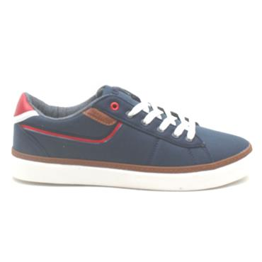 LLOYD AND PRYCE ELEVEN SHOE - NAVY