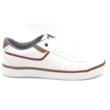 LLOYD AND PRYCE ELEVEN SHOE - WHITE