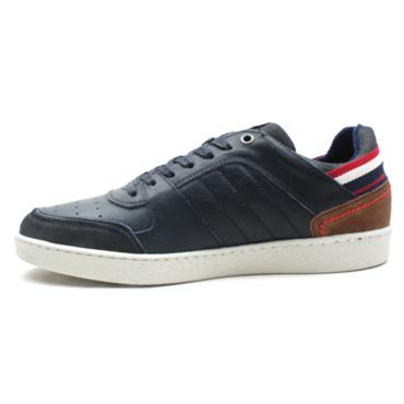 LLOYD AND PRYCE ELSOM LACED SHOE - NAVY