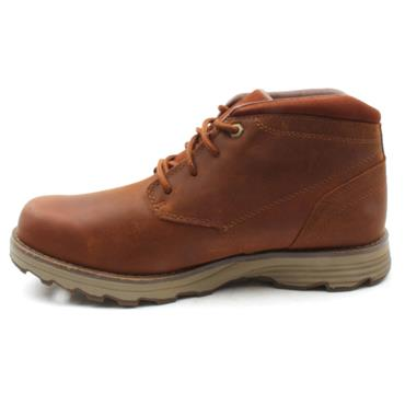 CATS ELUDEWP  BOOT - BROWN LEATHER